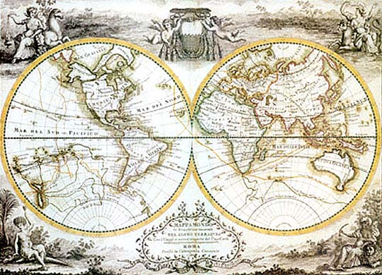 Age of Exploration - The English and French Explorers