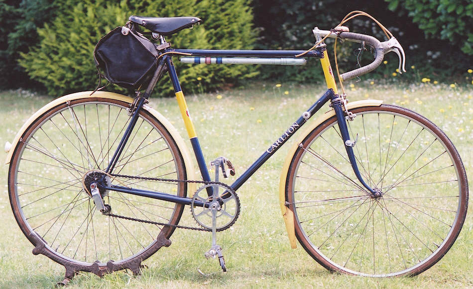 carlton bikes dating I have a few bikes, one is a very old carlton it has frame number ng5240985 it looks like it was made in nottingham, in may it could be the 985 th.