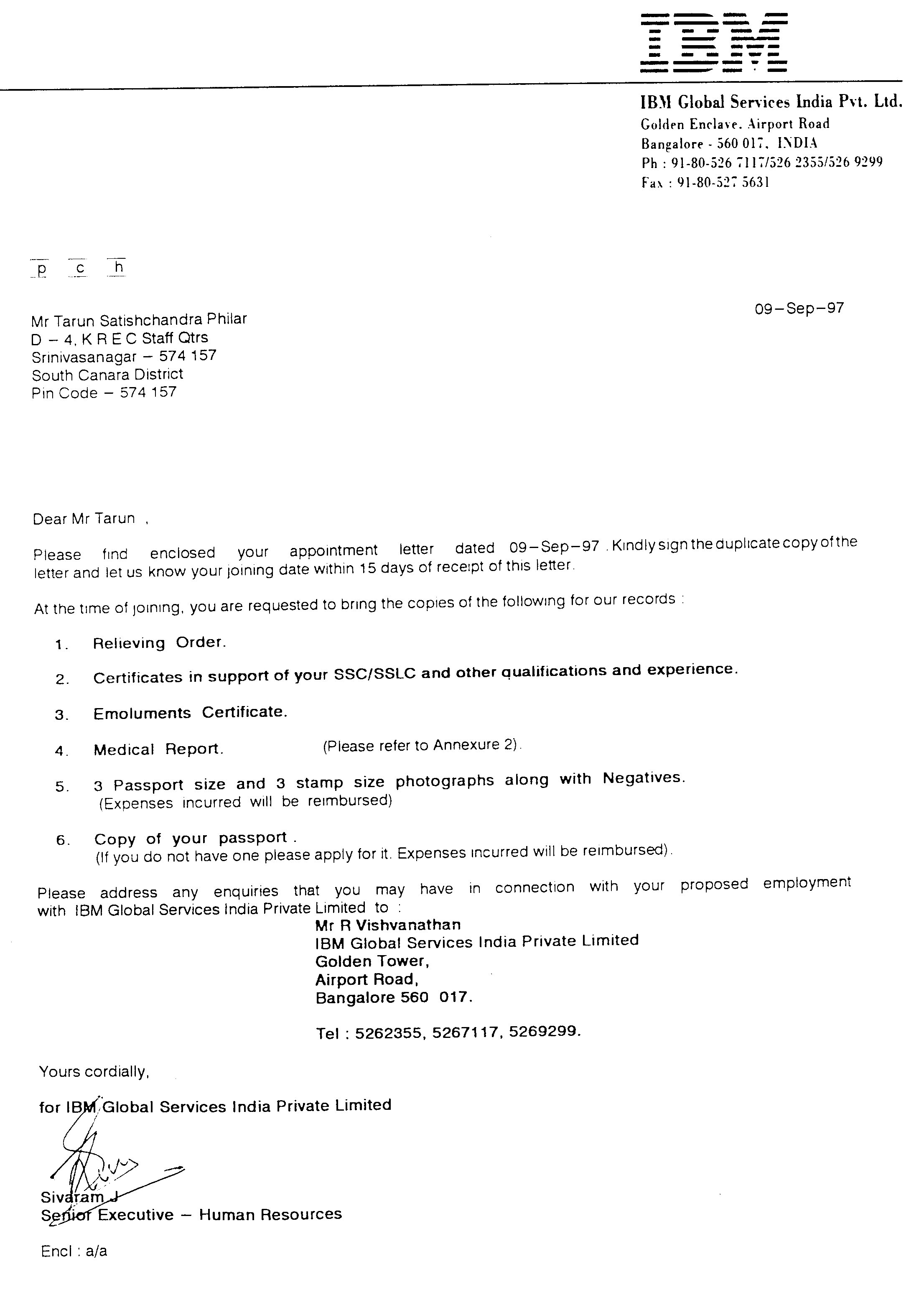 reliance offer letter - Black.dgfitness.co