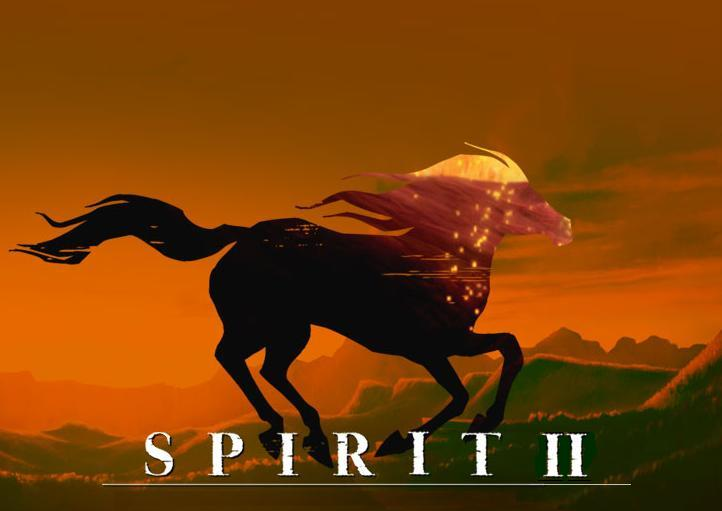 Here s another great spirit fanfic written by lightning she got