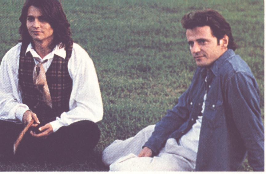 Benny And Joon. Depp in Benny & Joon