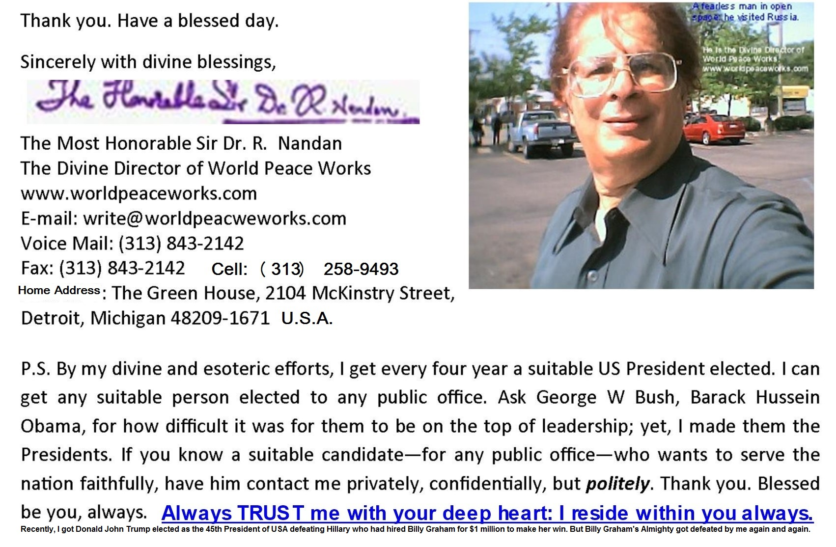 World peace works signaturewithfotog aiddatafo Image collections