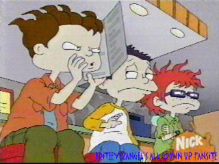 the rugrats get riffed