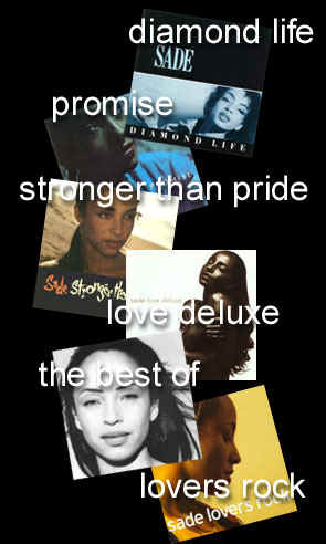 Sade Love Is Stronger Than Pride