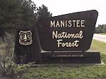 Owasippe's Playground, The Manistee National Forest