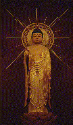 Who is Amida Buddha?