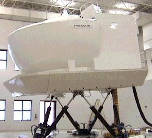 Paul Freeman: Flight Simulators I've Worked On