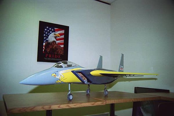 F-15 Ultra Eagle III