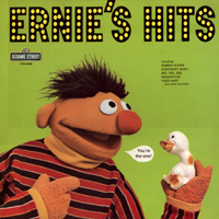 Ernie And Rubber Ducky