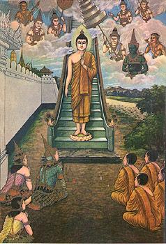 Buddha's revelation