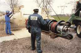 Pipeline Inspection Services
