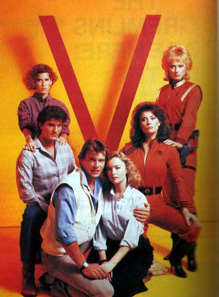 V Series Cast