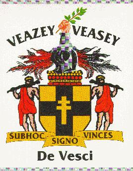 Veazey Coat of Arms