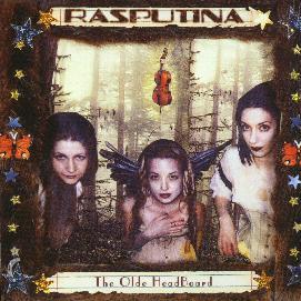 Agnieszka,Melora and Julia-Olde Headboard CD Single