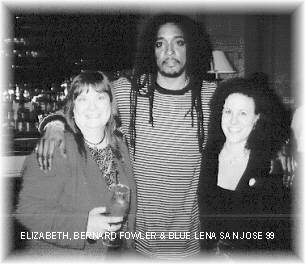 [Elizabeth, Bernard Fowler & Blue Lena]