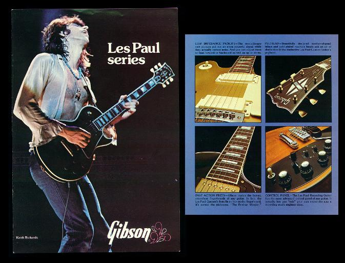 [Keith Gibson Guitars Ad]