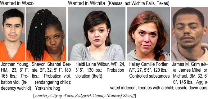 jonthans.jpg Wanted in Waco: Jonthan Young, HM, 23,
