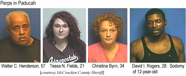 waltessa.jpg Perps in Paducah: Walter C. Henderson, 57;