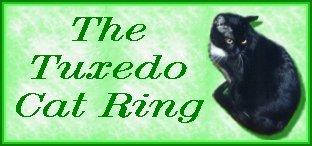 Tuxedo Cats Ring