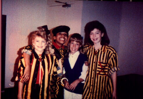 Kids Incorporated Cast