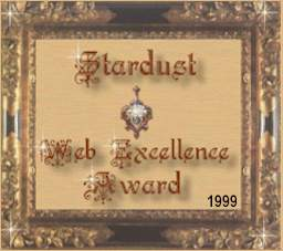 Stardust Web Excellence Award