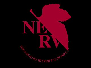 The NERV Logo- Very Enigmatic