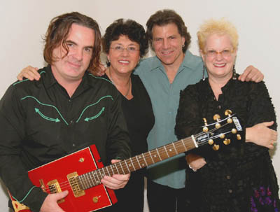 {The Debby Hastings Band photo}