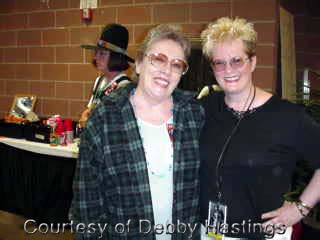{Debby Hastings and Carol Kaye}
