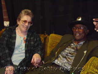 {Bo Diddley and Carol Kaye}