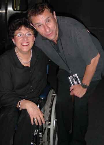 {Margo Lewis & Danny}