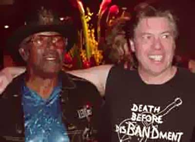 {Bo & George Thorogood, 2000}