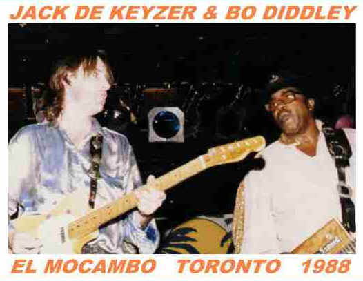 image of Bo Diddley and Jack de Keyzer