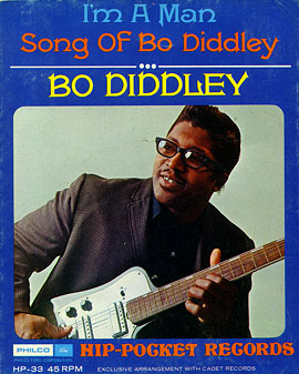 {Bo Diddley record sleeve}