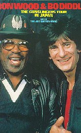 {Bo Diddley & Ron Wood poster}