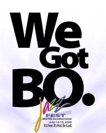 {We Got Bo poster}