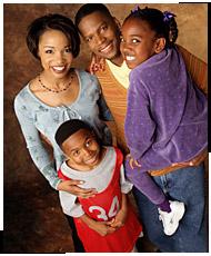 Chris Rock Childhood Family
