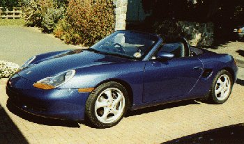 Read here about our experiences of owning and driving a Porsche Boxster