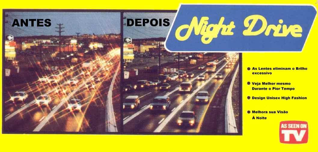 ac347e3c80c50 Óculos Night Drive