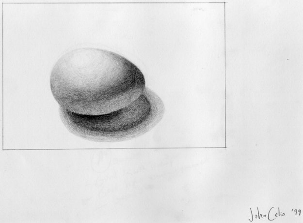 Drawing With No Lines : Art done at diablo valley college
