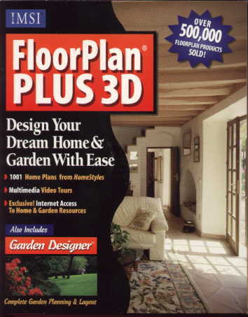 Floorplan Plus 3d Dream Home And Garden Designer Software