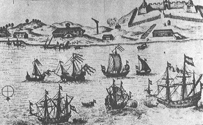 VOC besetzt Südwest-Taiwan