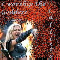 I worship Callisto