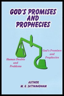 God's Promises and   Prophecies