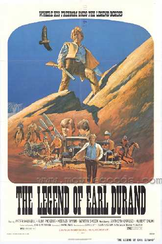 The Legend of Earl Durand movie