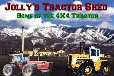 Jolly's Tractor Shed