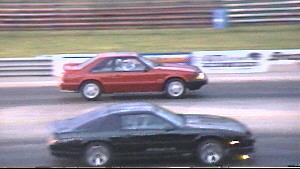 Mustang vrs Camaro