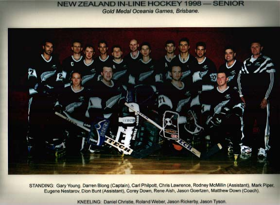 NZ's Unofficial Ice Hockey Page