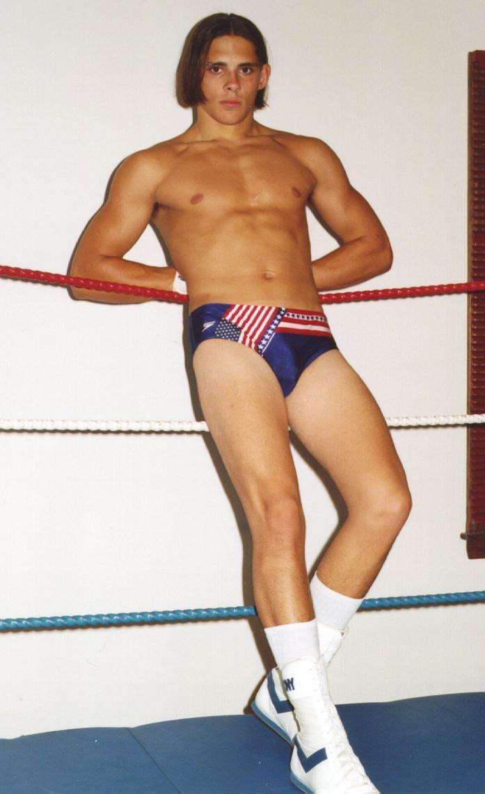 Would mount amateur wrestling photos enjoys this