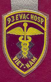 Servimus 0207 Evacuation Hospital Unit Crest