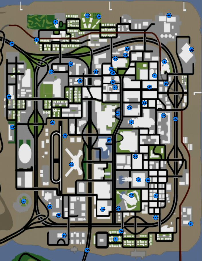 80 códigos de GTA San Andreas  PS2  Todos testados!